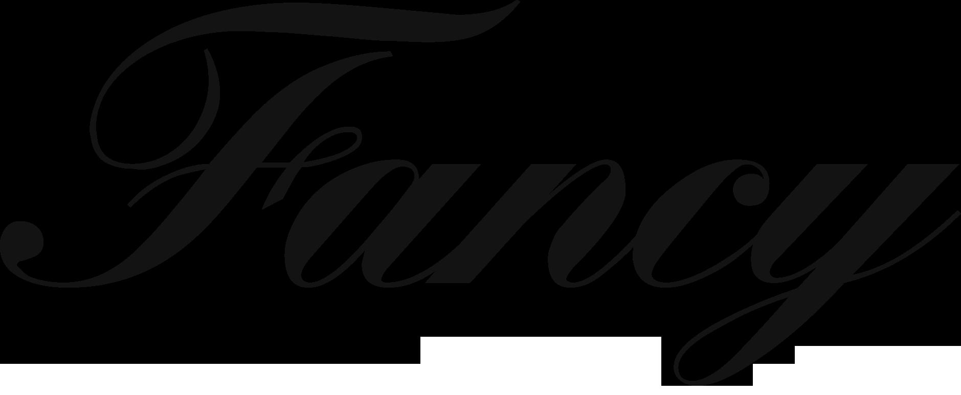 Fancy Logo Büyük